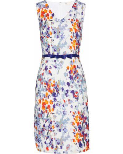 Облегающее платье футляр на пуговицах Bonprix