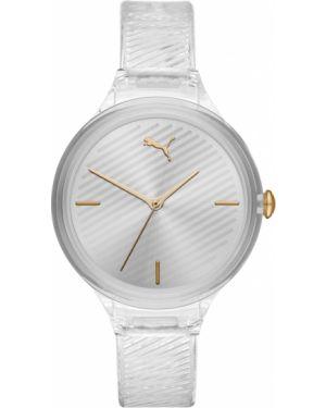 Zegarek srebrny Puma