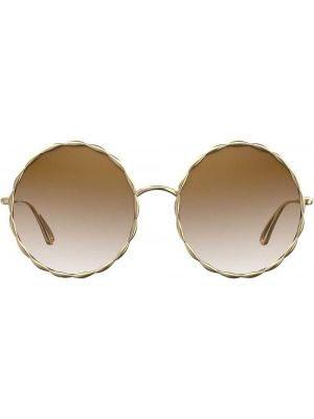 Солнцезащитные очки с градиентом круглый Elie Saab