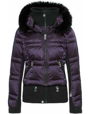 Фиолетовая горнолыжная куртка Toni Sailer