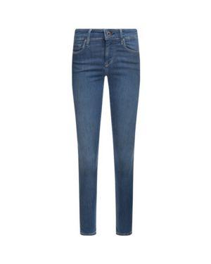 Obcisłe dżinsy dżinsowa Pepe Jeans