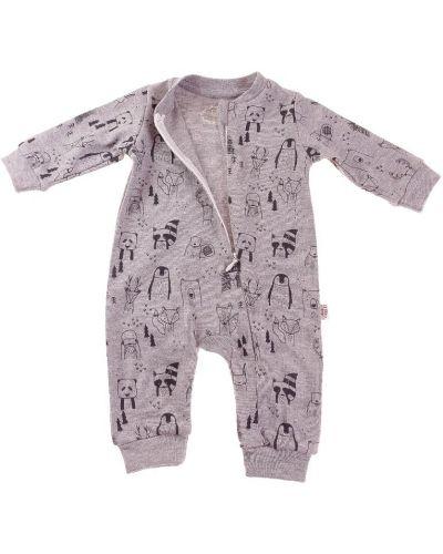 Серый комбинезон Tongs Baby