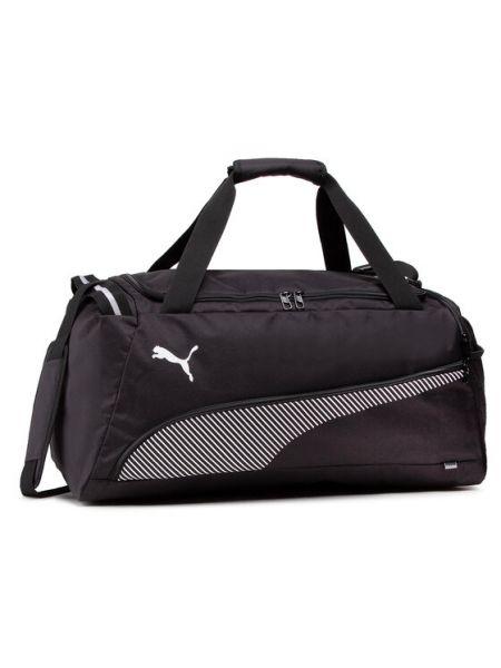 Czarna torba sportowa Puma