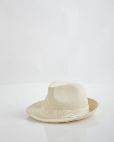 Бежевая шляпа летняя Brionity