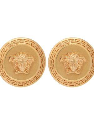 Серьги-кольца серьги-гвоздики Versace