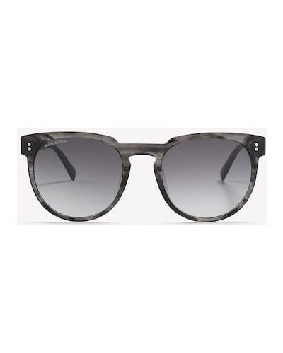 Szare okulary vintage Marc O Polo