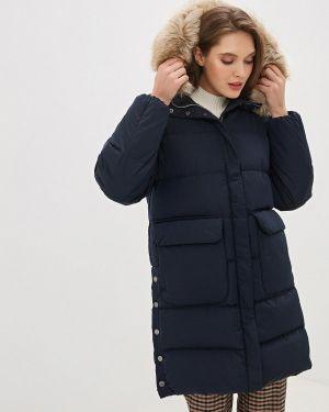 Зимняя куртка осенняя синий Geox