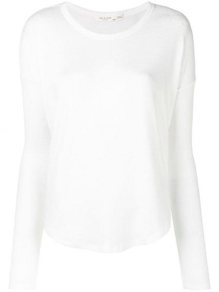 Базовая футболка - белая Rag & Bone