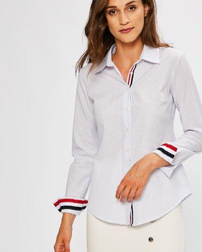 Блузка в полоску прямая Miss Poem