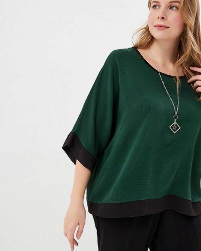 Блузка зеленый Piazza Italia