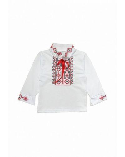 Рубашка белая Baby Art