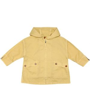 Желтая куртка Caramel