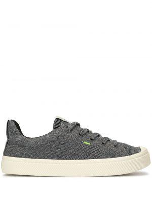 Sneakersy sznurowane płaska podeszwa bawełniane Cariuma