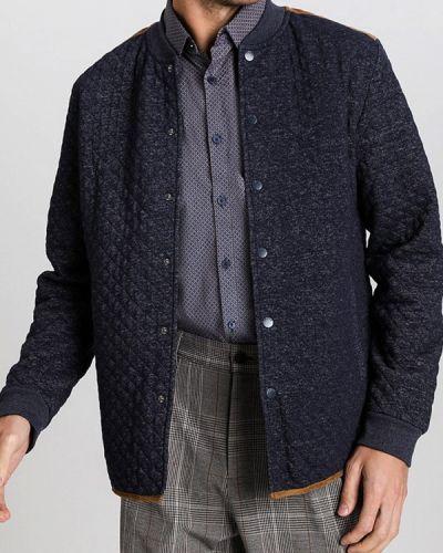 Куртка осенняя синяя Ostin