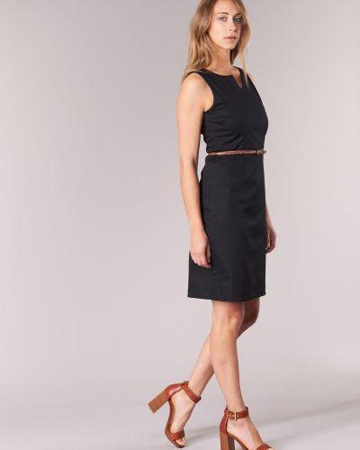 Хлопковое платье - черное Vero Moda