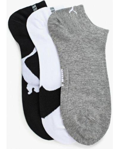 Носки черные набор Puma