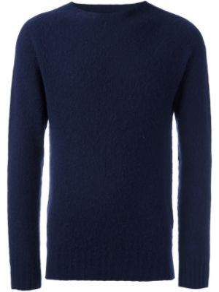 Темно-синий свитер Howlin'