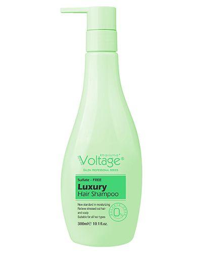 Шампунь для волос кожаный свободного кроя Kharisma Voltage