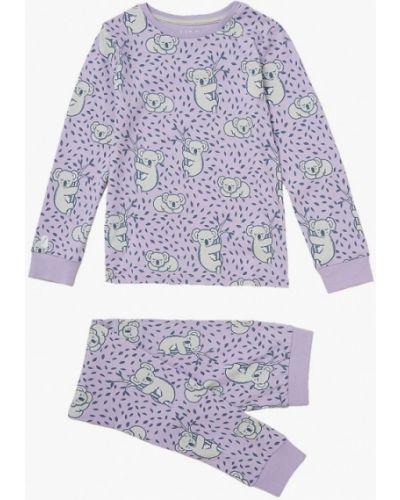 Фиолетовая пижамная пижама Marks & Spencer