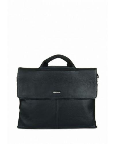 Черный портфель Luxon