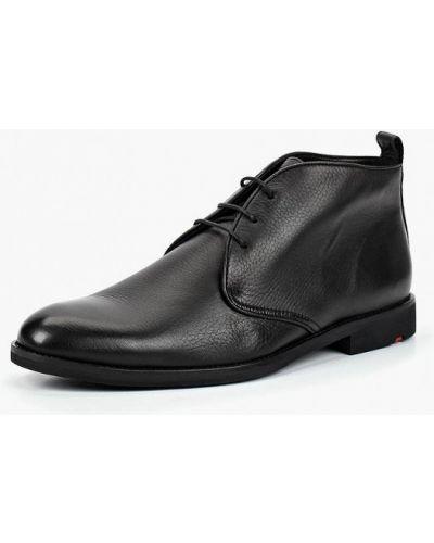 Ботинки осенние кожаные немецкие Lloyd