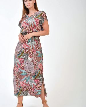 Платье из вискозы Steilmann
