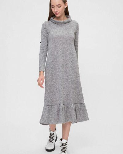 Платье - серое Vergans