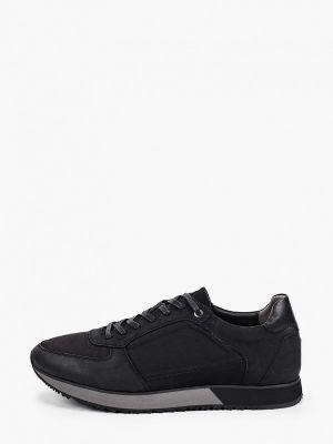 Черные резиновые кроссовки Mascotte