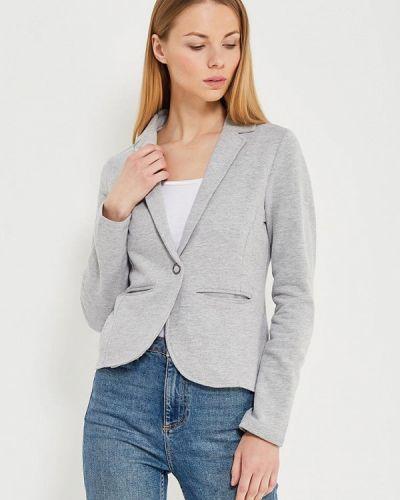 Серый пиджак Only