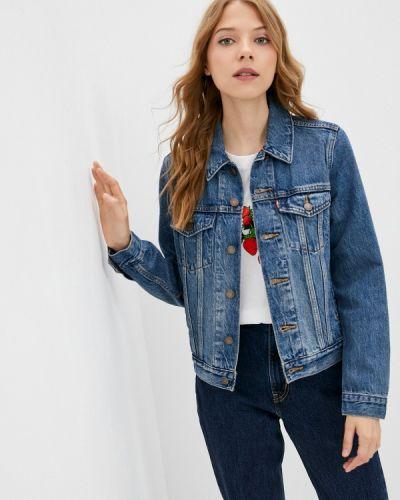 Джинсовая куртка - синяя Levi's®