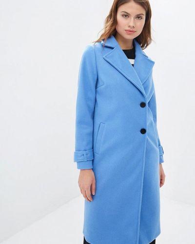 Пальто - голубое Top Secret