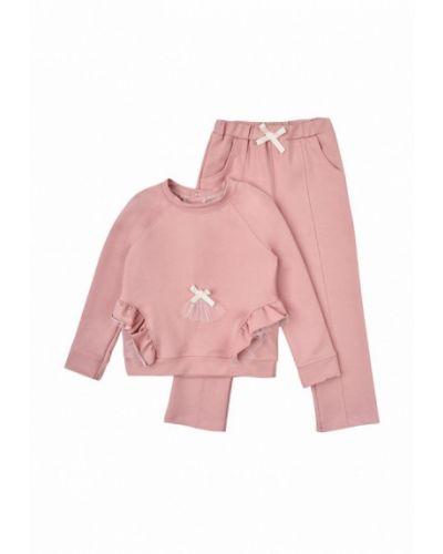 Розовый спортивный костюм вітуся