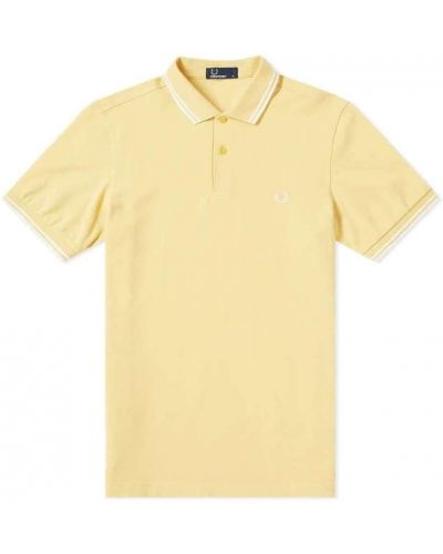Polo z haftem Fred Perry