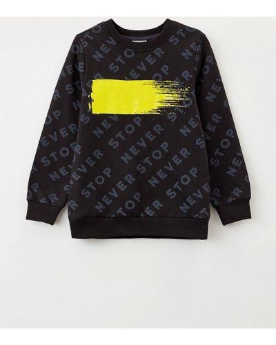 Черный свитшот Coccodrillo