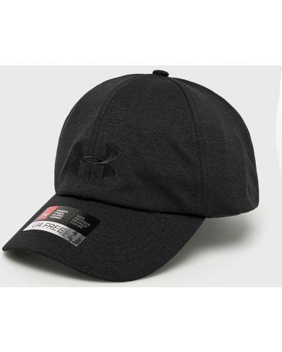 Черная шапка Under Armour