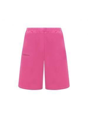 Хлопковые шорты - розовые Pangaia