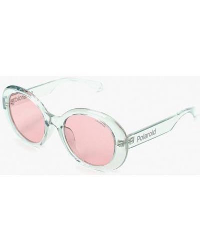 Солнцезащитные очки круглые Polaroid