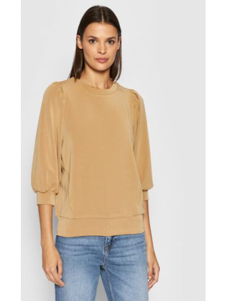 Bluza - brązowa Selected Femme