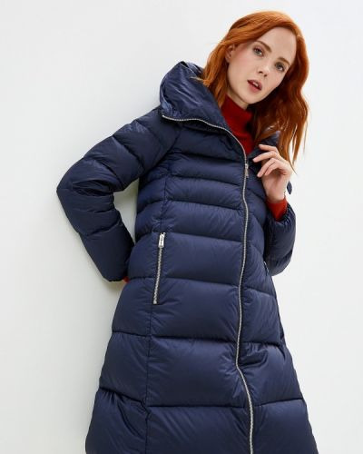 Зимняя куртка осенняя синий Add