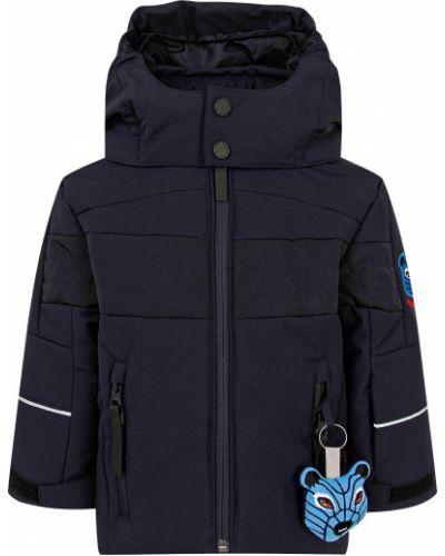 Синяя куртка Poivre Blanc