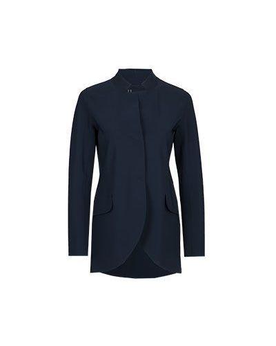 Пиджак синий Herno