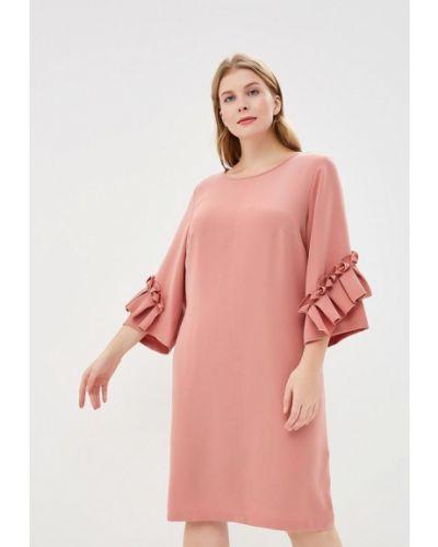 Повседневное платье осеннее Samoon By Gerry Weber