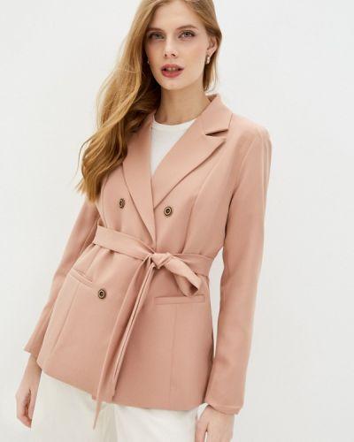 Бежевый пиджак Imocean