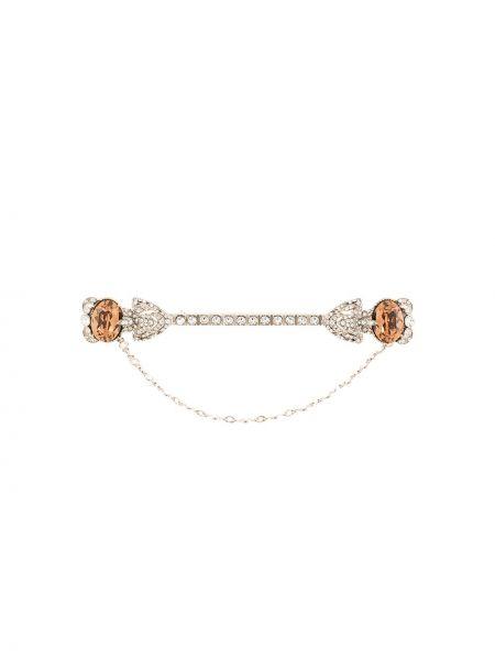 Брошь металлическая Dolce & Gabbana