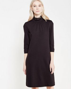 Платье с длинными рукавами осеннее Blugirl Folies