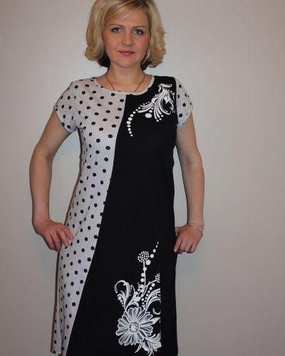 Повседневное платье хлопковое Грандсток