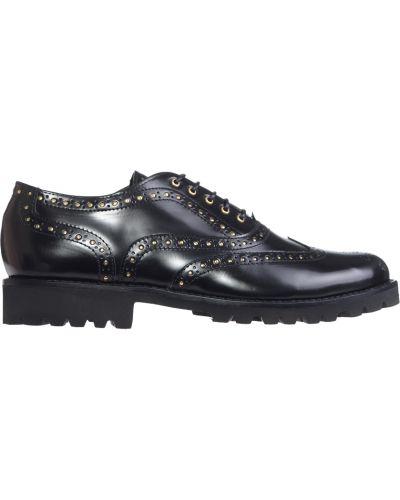 Черные туфли Philipp Plein