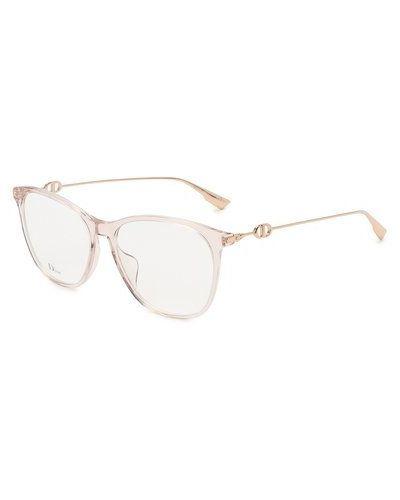 Очки прозрачные металлические Dior