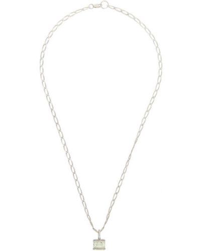 Серебряное ожерелье Faris