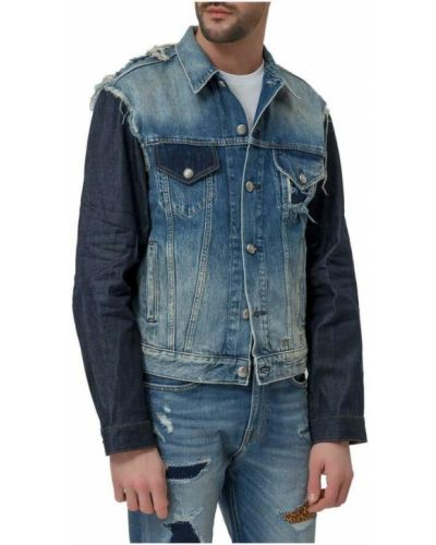 Niebieska kurtka R13
